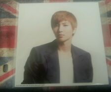 SM Super Junior Leeteuk BJIN Bonamana Japan JP Official Photocard  kpop K-pop