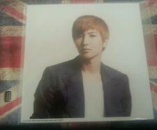 SM Super Junior Leeteuk BJIN Bonamana Japan JP Official Photocard  kpop K-pop