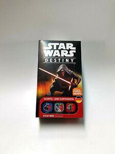 "Star Wars Destiny - ""Kylo Ren"" Starter Set OVP"