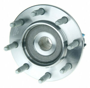 Wheel Bearing and Hub Assembly Front National 515058