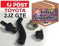 Positive Crank case Ventilation PCV, Grommet & Silicone Hose Toyota 2JZ GTE Set