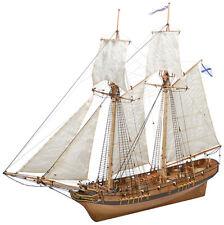 MK0302P Wooden Kit Schooner Polotsk+Lifeboat, scale 1:72, by Master Korabel