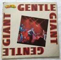 GENTLE GIANT LP SUPERSTAR 33 GIRI VINYL ITALY 1982 CURCIO EDITORE SU1026 NM/VG+