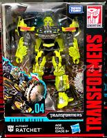 Transformers Ratchet Deluxe Class Studio Series 04 Action Figure Toys in stock