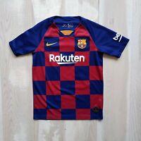 De Jong Barcelona Home football shirt 2019 - 2020 Nike AJ5801-457 Size Young L