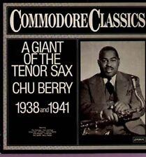 Berry Chu, Giant of Tenor Sax - Commodore 1938/41, 6 prev. unissued tracks LP