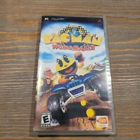 Pac Man PacMan World Rally Sony PSP Sealed CIB NEW Bandai Namco Game