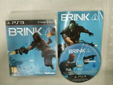 Brink  - PS3 Playstation 3 PAL ESP