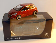 Miniature Peugeot 208 GTI NOREV 3 inches