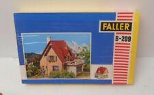Faller HO 209 House Kit In Sealed Box (KM)