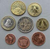 Euro KMS Slowenien 2007 unz