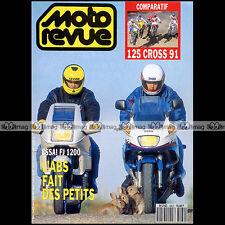MOTO REVUE N°2962 YAMAHA FJ 1200, YZ 125, SUZUKI RM HONDA CR KTM MX KAWASAKI KX