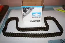 "Harley WLA 45"" Flathead Solo Diamond Double Row Primary Chain New (18)"