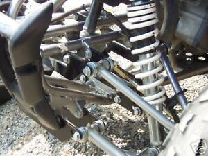 Yamaha 90-03 Warrior A-arms & Shocks Widening Kit (+6 or +4.5 Inches Wider)