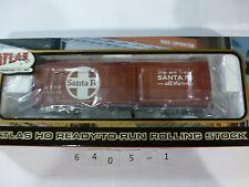 Atlas Ho #6405-1 Atsf Usra Steel Box #149975
