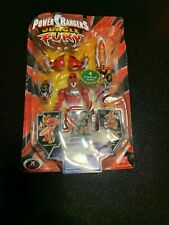 Power Rangers Jungle Fury Animalized Tiger Ranger Figure BANDAI New In Box