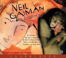 The Neil Gaiman Audio Collection CD (CD)