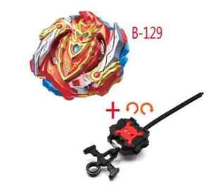 Beyblade Burst Turbo B-129 Starter Set Toy Arena Toys With Launcher S