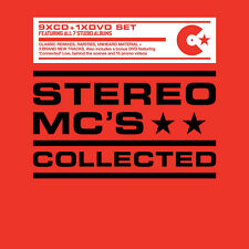 Collected - Stereo Mc's 10x CD