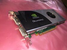 Dell Nvidia Quadro FX 3700 512MB GDDR5 Graphic Card 0KY246 Tested GradeA