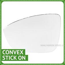 Miroir de verre pour vw passat 2010-2014 droit asphärisch chauffable électriquement