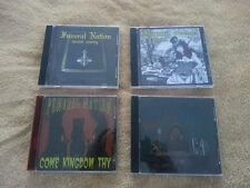 Funeral Nation.. Col. #2. Venom Slayer Master Possessed Abomination BLACK METAL