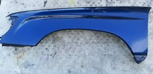 01-02 Subaru Forester Driver Left Front Fender *Residential Delivery* Blue