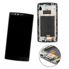 Black For LG G4 H810 H811 H815 VS986 LCD Display Touch Screen Digitizer+Frame US