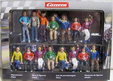 Carrera Evo / Digital 132 Figuren sitzend / stehend für Tribüne (15 St.) -21128
