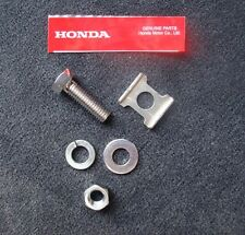 HONDA CT70 K0 10 pc OEM Headlight Bucket Hardware Mount Kit  **NEW HONDA PARTS**