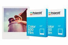2x Pellicola Istantanea a Colori Polaroid Originals Color 600 (2pz.) (SG)