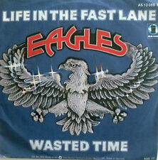 "7"" 1976 rock! Eagles: Life in the Fast Lane/Mint -? \"