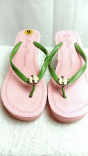 Juicy Couture Summer Wedge Sandel Thong Size 9
