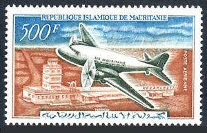 Mauritanie C19, MNH Plat, Nouakchott Aéroport, 1963