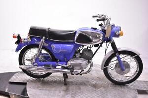 1967 Suzuki S32-2 150 Olympian Unregistered US Import Barn Find Stunning Classic