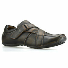 100% Leather Deck Shoes for Men