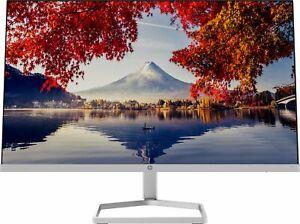 "HP - 24"" IPS LED FHD FreeSync Monitor (HDMI, VGA) - Silver and Black"