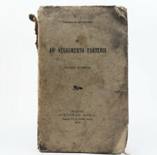 WW1 Il 49 Reggimento Fanteria NOTIZIE STORICHE Civalleri Regio Esercito WW2