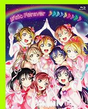 New Bluray Blu-ray Lovelive μ's Final LoveLive! ~μ'sic Forever ♪ Memorial BOX