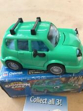 The Chevron Cars Green Wendy Wagon Car Vehicle 1:24
