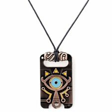 The Legend of Zelda Necklace Sheikah Slate Breath of the Wild Pendant Cosplay