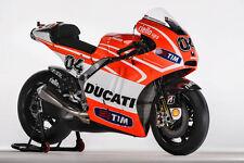 2013 DUCATI GP13 MOTOGP MOTORCYCLE POSTER PRINT 24x36 HI RES