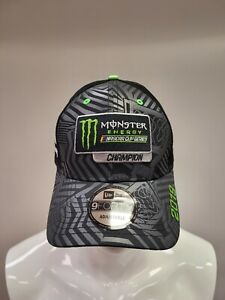 Kyle Busch #18 2019 Champions Adjustable Nascar Driver Hat