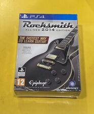RockSmith 2014 Con Real Tone Cable GIOCO PS4  NUOVO