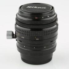 Objetivos manuales Nikon NIKKOR F/2, 8 para cámaras