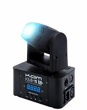 KAM KMH1 RGBW Multicolour Mini Moving Head DMX LED Light Effect