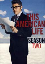 THIS AMERICAN LIFE - SEASON TWO (2) (DVD)
