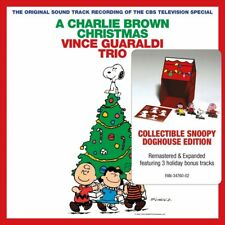 Vince Guaraldi Trio – A Charlie Brown Christmas (Collectible Snoopy Doghouse Ed