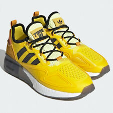 Adidas Originals Ninja ZX 2K Boost Sneaker Hombres FZ1882 amarillo/oro
