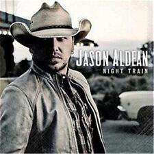 JASON ALDEAN Night Train CD BRAND NEW